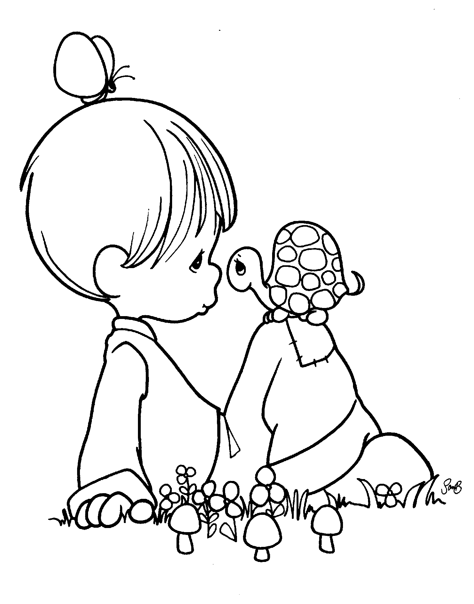 1512x1924 Awesome Precious Moments Older Girl Coloring Pages Design Great