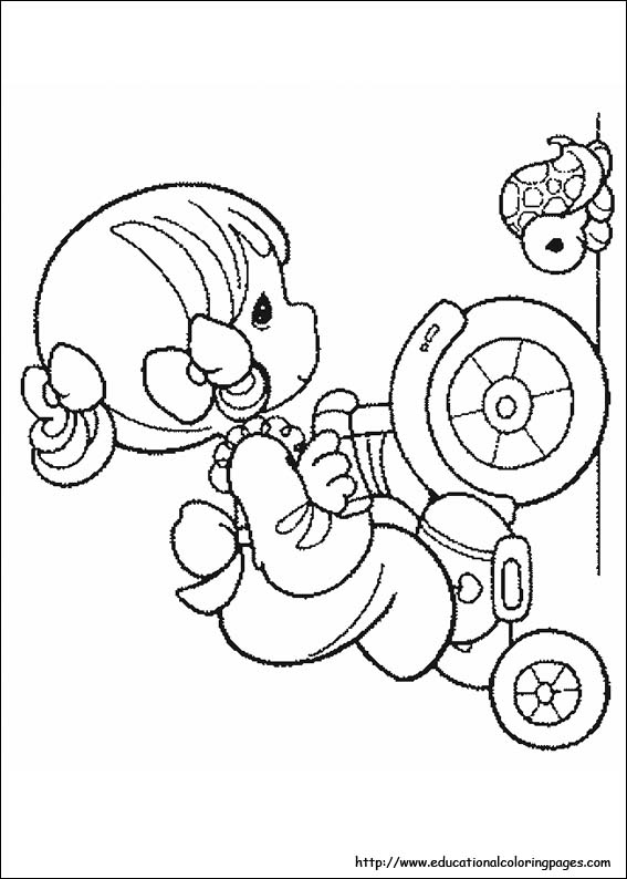 567x794 Precious Moments Coloring Pages Free For Kids