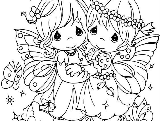 567x425 Precious Moments Christmas Coloring Pages Precious Moments
