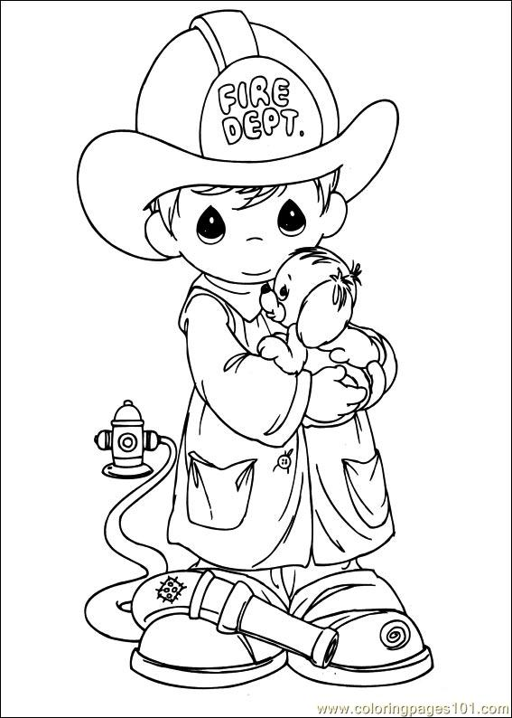 567x794 Precious Moments Halloween Coloring Pages Precious Moments