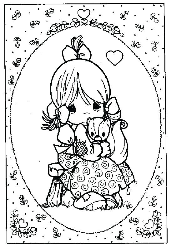 547x792 Precious Moments Baby Coloring Pages Precious Moments Nativity