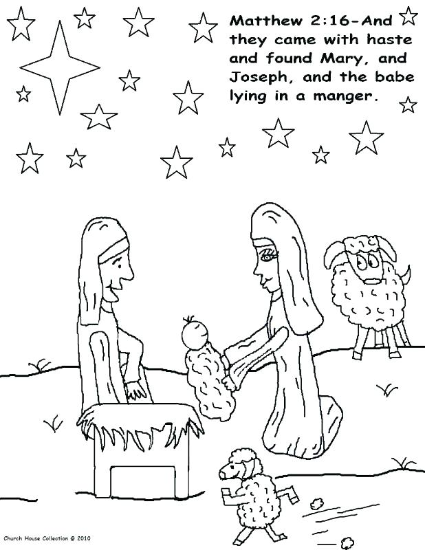 618x800 Manger Scene Coloring Page Scene Coloring Pages Nice Design Ideas