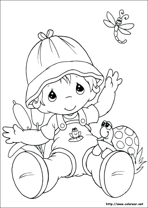 567x794 Momentos Preciosos Animales Para Colorear Free Coloring Pages
