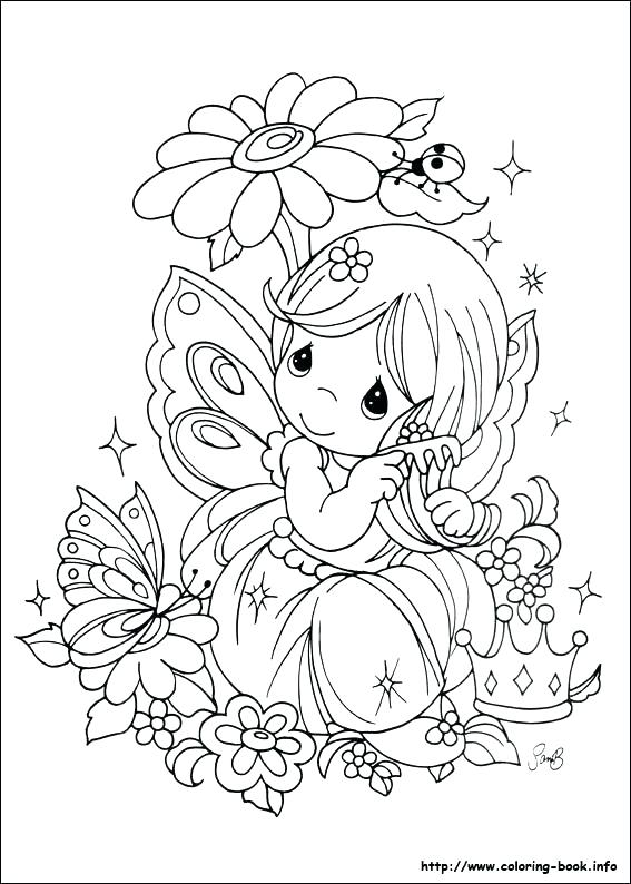 567x794 Precious Moments Family Coloring Pages