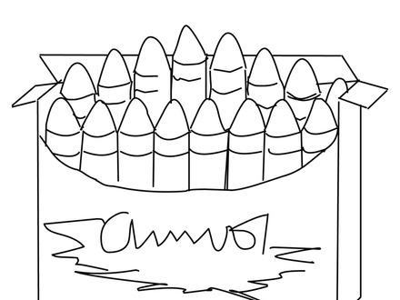 Preschool Back To School Coloring Pages