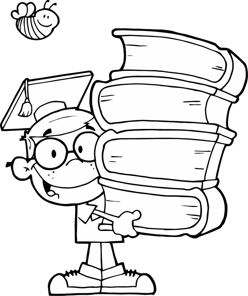 The Best Free Graduation Coloring Page Images Download From 50 Free