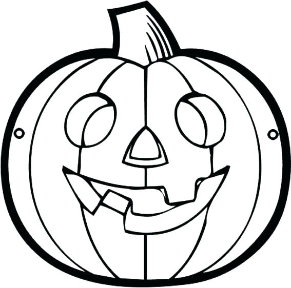 Preschool Halloween Coloring Pages at GetDrawings.com | Free ...