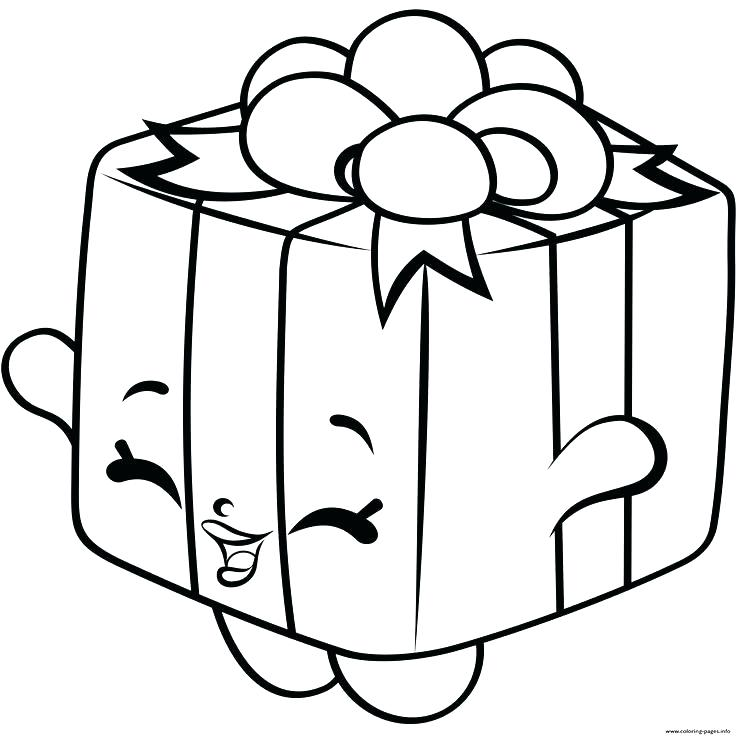 736x736 Tv Coloring Page Remote Coloring Page Print Gift Box Season