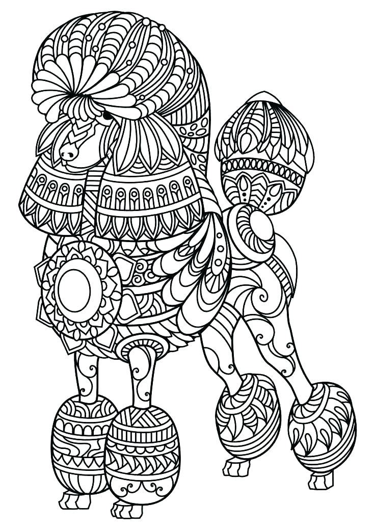736x1040 Christmas Present Coloring Page