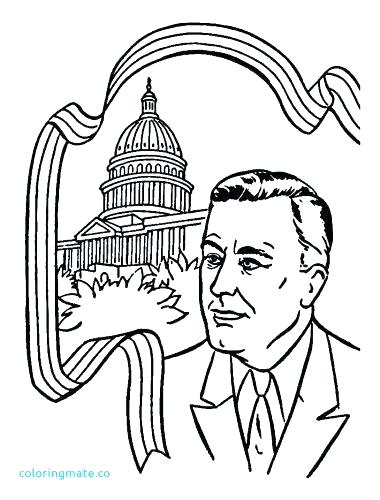 380x500 Obama Coloring Page Coloring Pages Free Coloring Pages Coloring