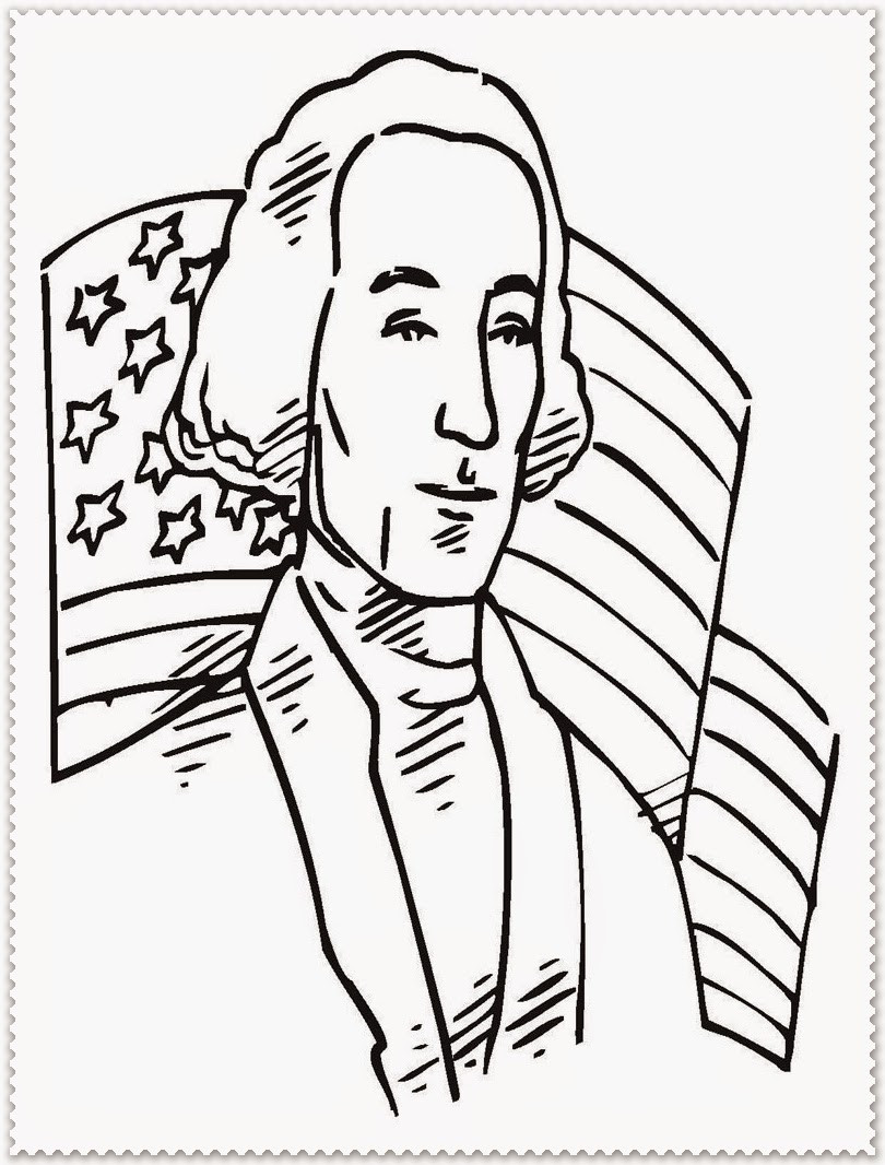 810x1066 President Coloring Page Mosm