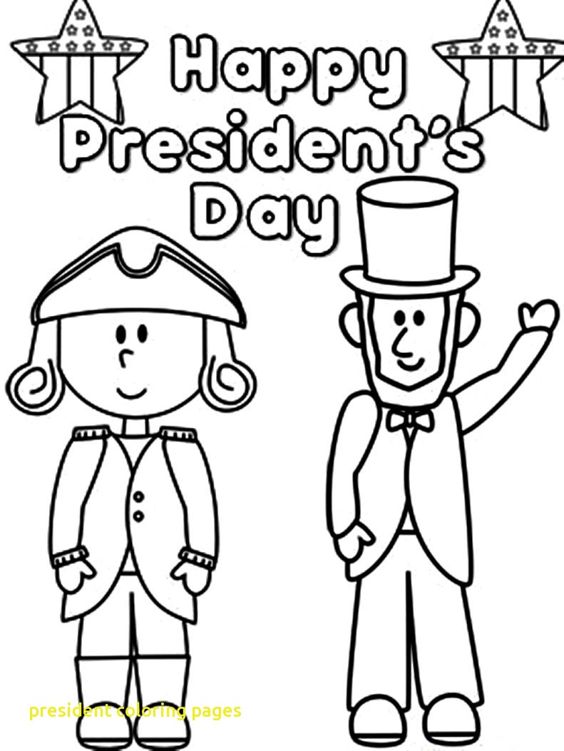 791x1053 President Coloring Pages