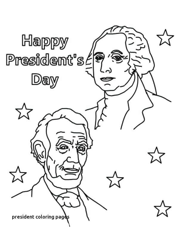 600x777 Presidents Coloring Pages Presidents Day Coloring Pages Holiday