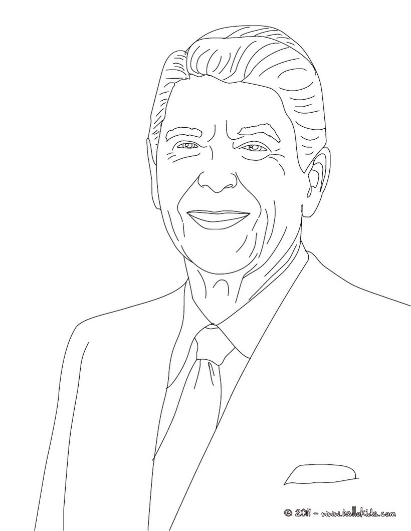 820x1060 Presidents Day Coloring Sheet Free Pages Of Printable Adult Sheets