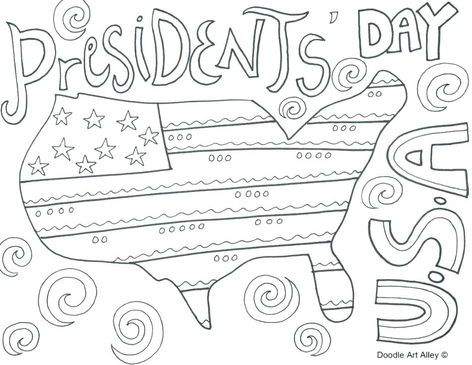 936x723 Us Presidents Coloring Pages