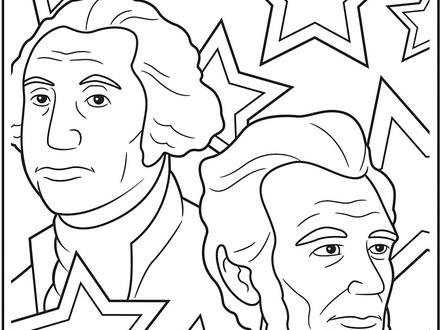 440x330 Presidents Day Coloring Pages, Coloring Pages Free Coloring