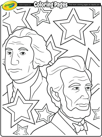 420x560 Abraham Lincoln Coloring Page President Coloring Pages Coloring
