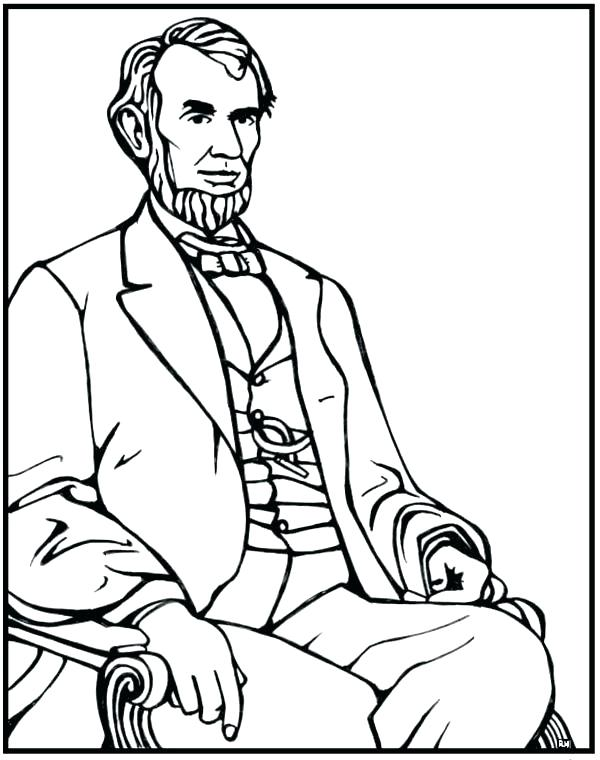 600x760 Abraham Rescues Lot Coloring Page Elegant Abraham Lincoln Coloring