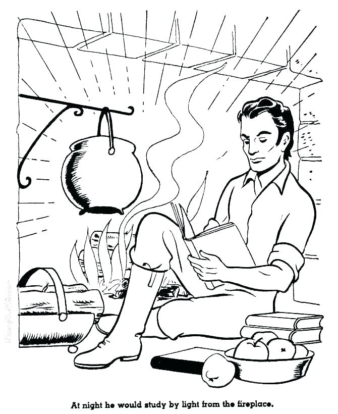 670x820 Abraham Coloring Page Abraham Lot Coloring Page