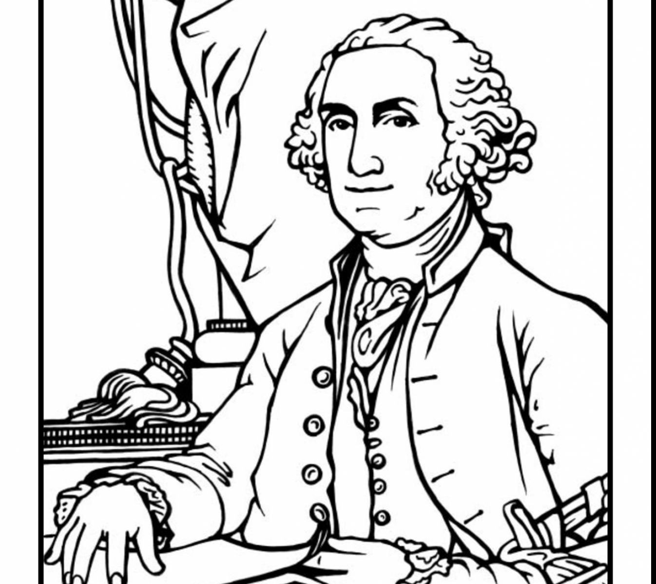 1346x1200 Barack Obama Coloring Page Printable Adults With Wallpapers Pages