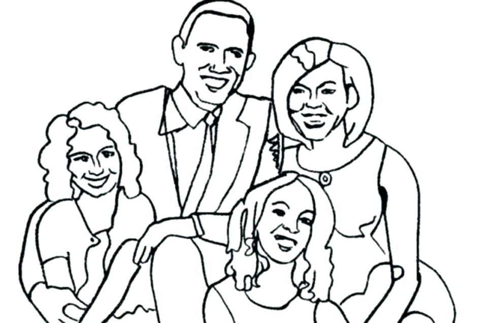 971x636 Obama Coloring Page Classy Coloring Pages Kids Page Best Images