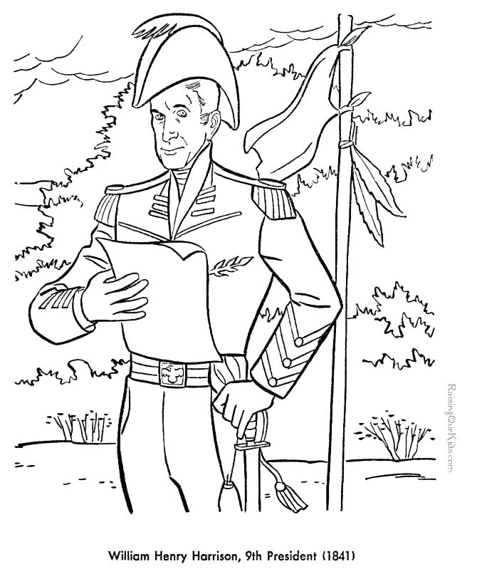 670x820 Presidents Coloring Pages Coloring Pages Of Presidents Plus