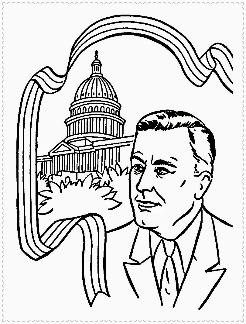 810x1066 Presidents Day Coloring Pages