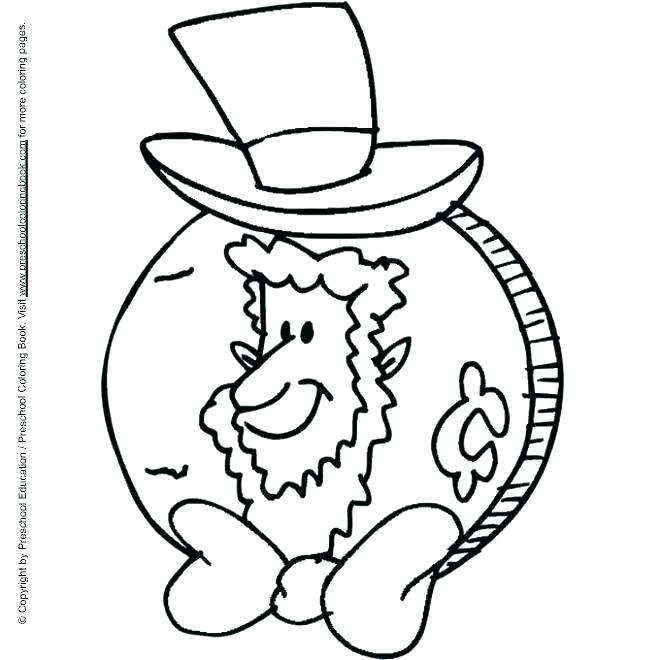 660x660 Presidents Day Coloring Pages
