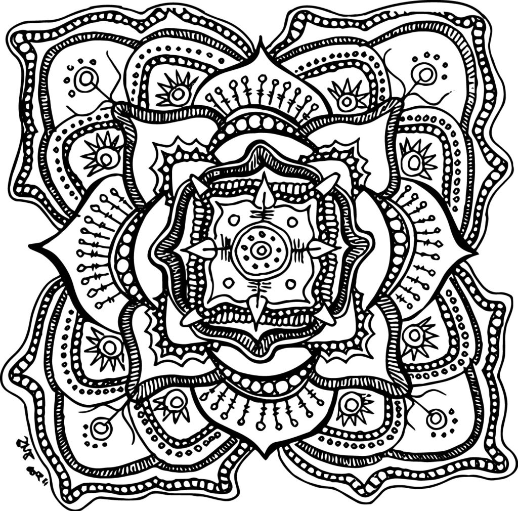 1024x1010 Coloring Pages Pretty Free Coloring Pages To Print For Adults