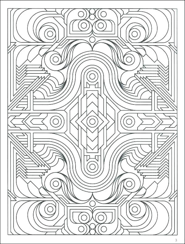 600x794 Design Color Pages Designs To Color Cool Design Colouring Pages