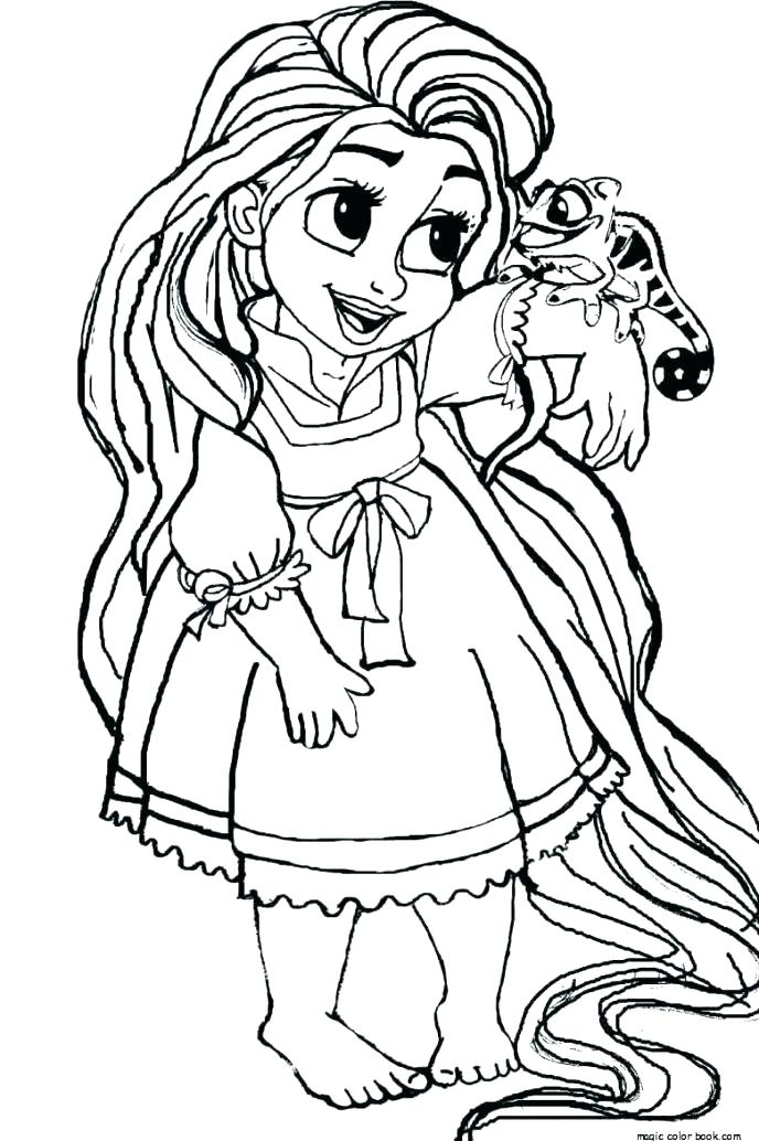 Pretty Girl Coloring Pages at GetDrawings.com   Free for ...