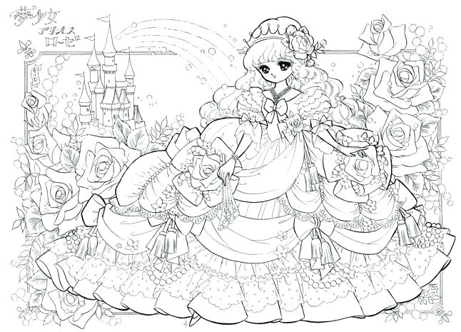 646x465 Beautiful Princess Coloring Pages Book Mamma Albums Web Tam Google