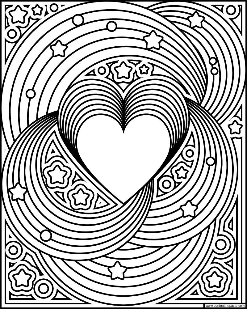 800x1000 Rainbow Love Coloring Page Rainbows, Adult Coloring And Embroidery
