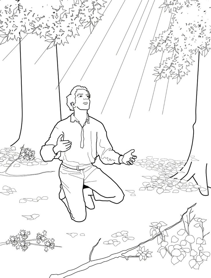 736x967 Best Lds Primary Coloring Pages Images On Lds