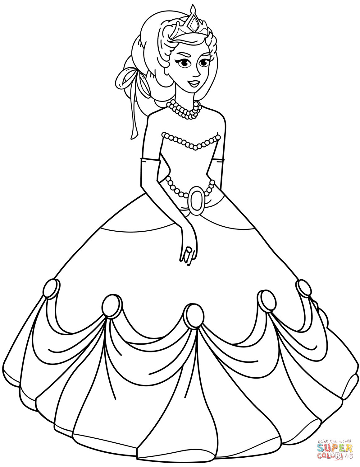 1159x1500 Princess Coloring Pages Coloring Pages Princess Coloring Page