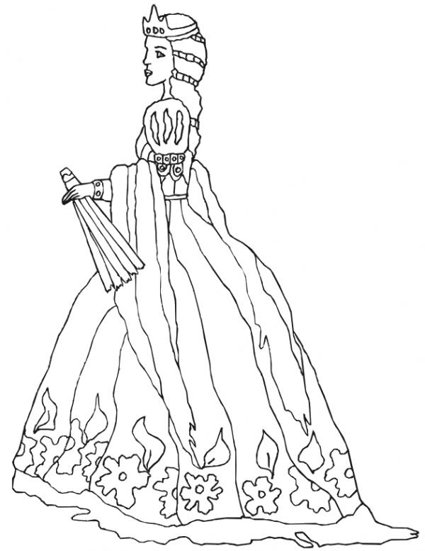 600x777 Theme Knights And Princess Coloring Pages Juf Milou