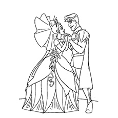 Princess And The Pea Coloring Pages At Getdrawings Com Free For