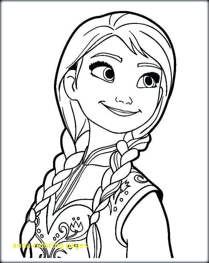666x838 Free Coloring Pages Elsa And Anna Anna Coloring Pages With Disney