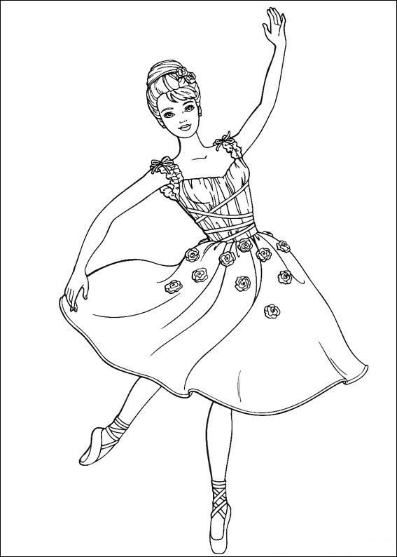 567x794 Barbie Coloring Page Games Free Online Coloring Pages