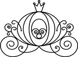 262x192 Cinderella's Carriage Coloring Pages
