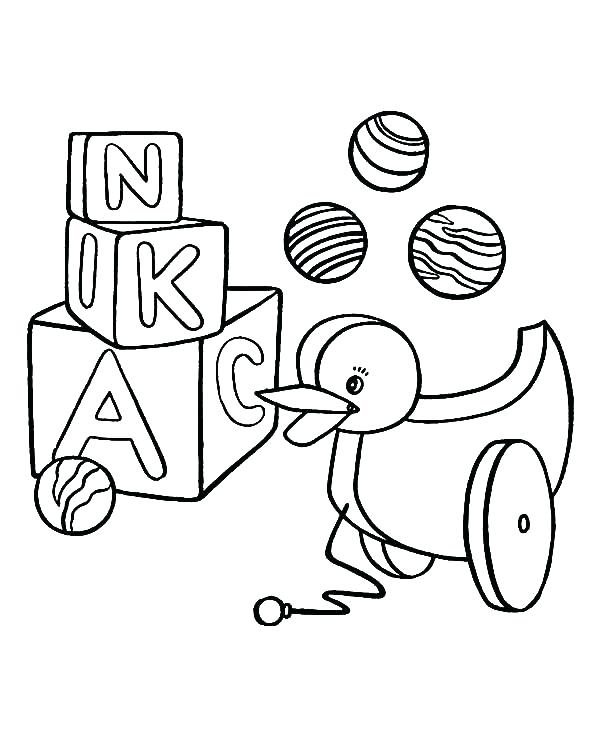 600x734 Carriage Coloring Pages Carriage Coloring Pages Duck Carriage Toys