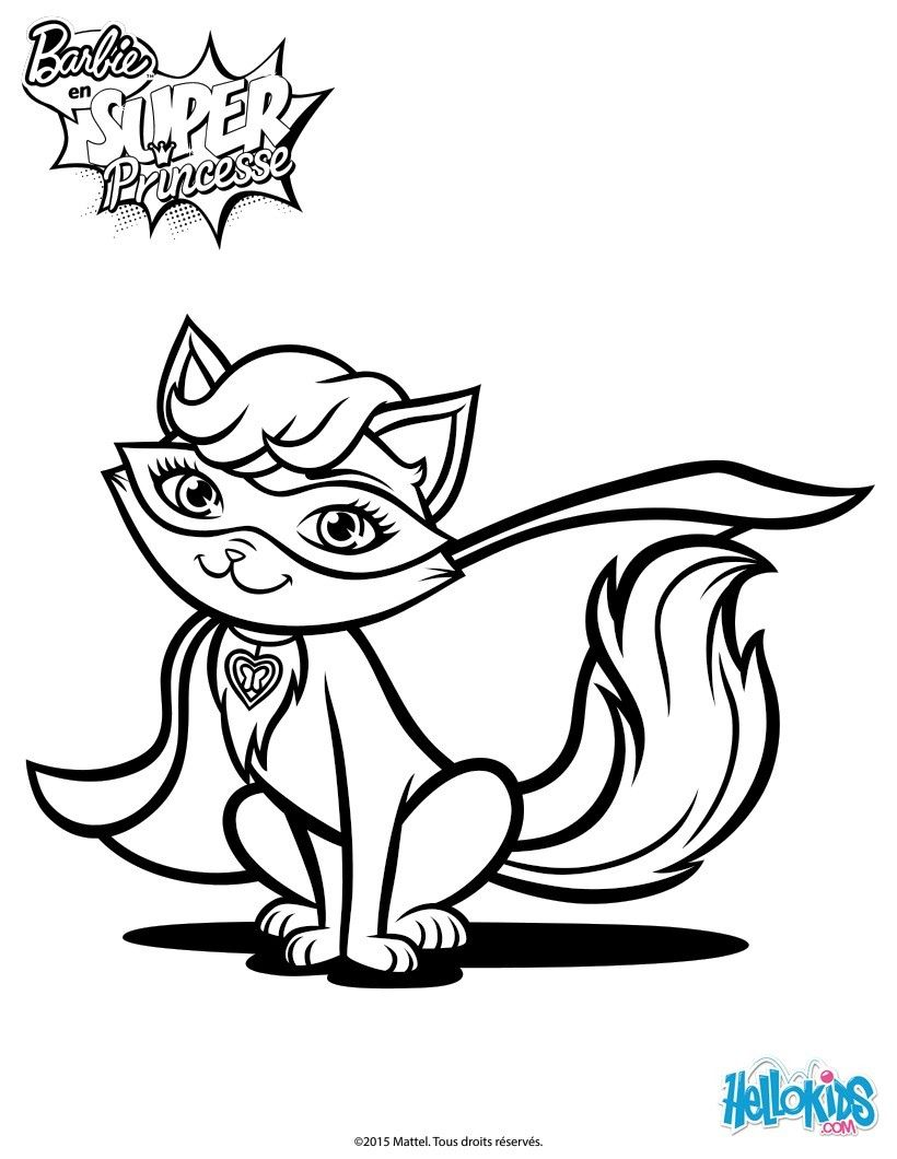 820x1060 Unbelievable Princess Cat Coloring Page Printable For Trend
