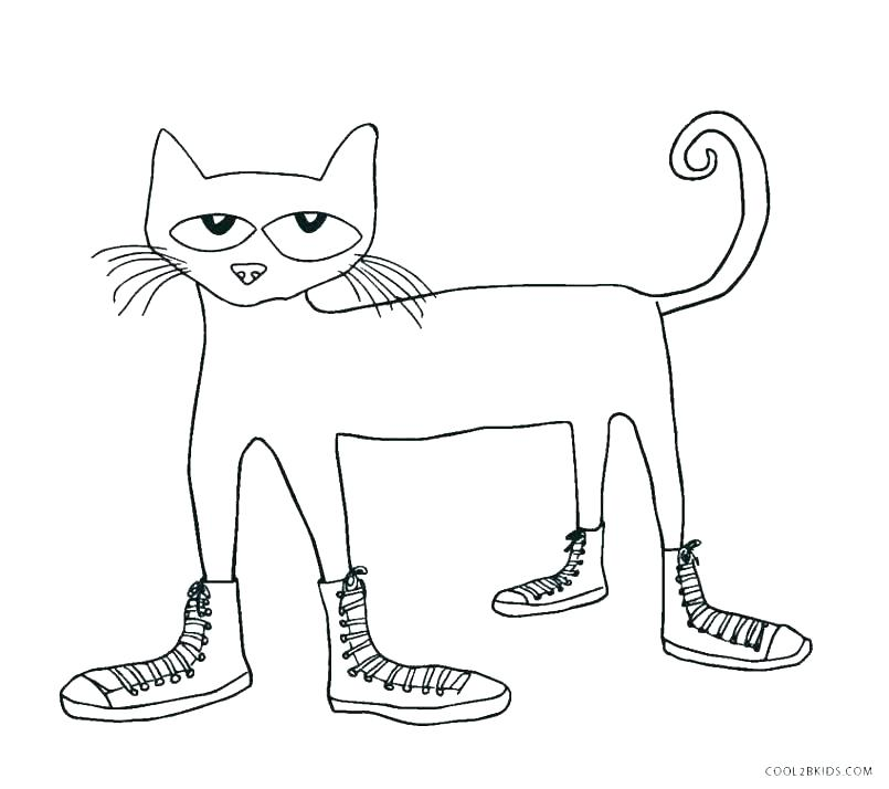 805x714 Free Printable Cat Coloring Pages Printable Cat Coloring Pages