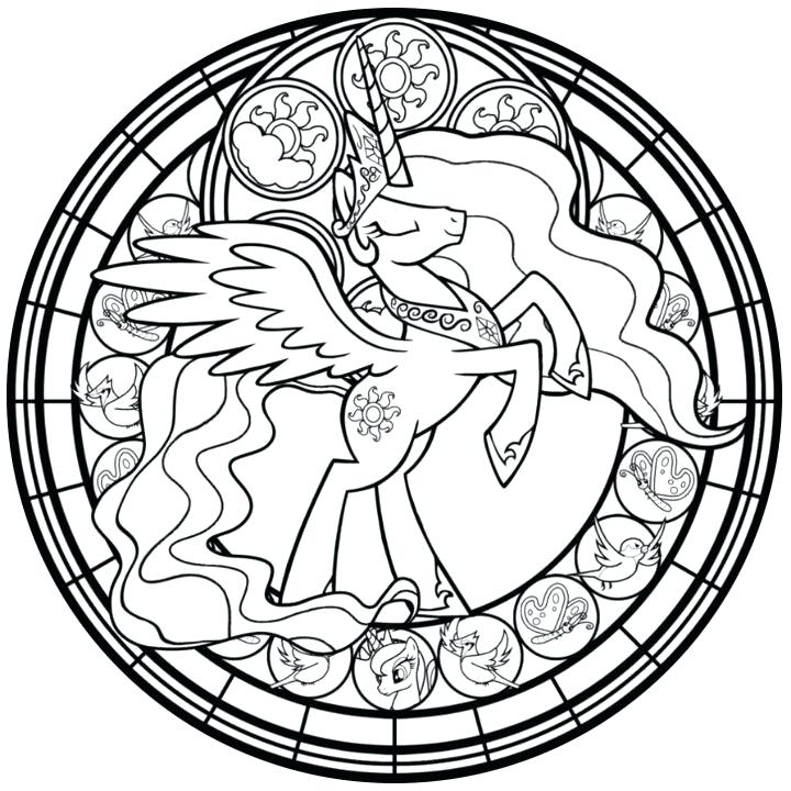 Princess Celestia Coloring Pages At Getdrawings Com Free