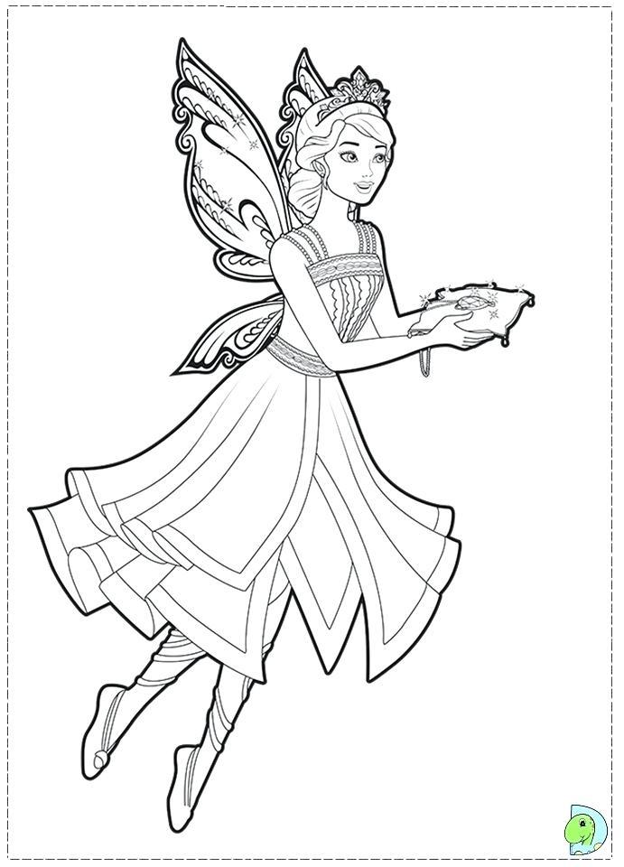 691x960 Princess Color Page Fairy Princess Coloring Pages Fairy Princess