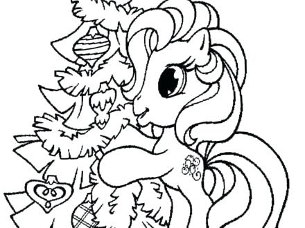 440x330 Coloring Pony My Little Pony Coloring Pages Coloring Home My