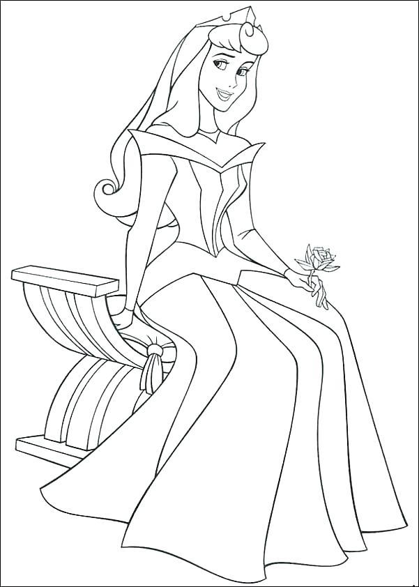 601x842 Cinderella Coloring Pages Disney Princess Coloring Pages Princess