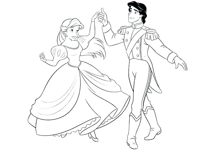 Princess Coloring Pages For Girls At Getdrawings Com Free For