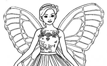 356x220 Princess Coloring Archives