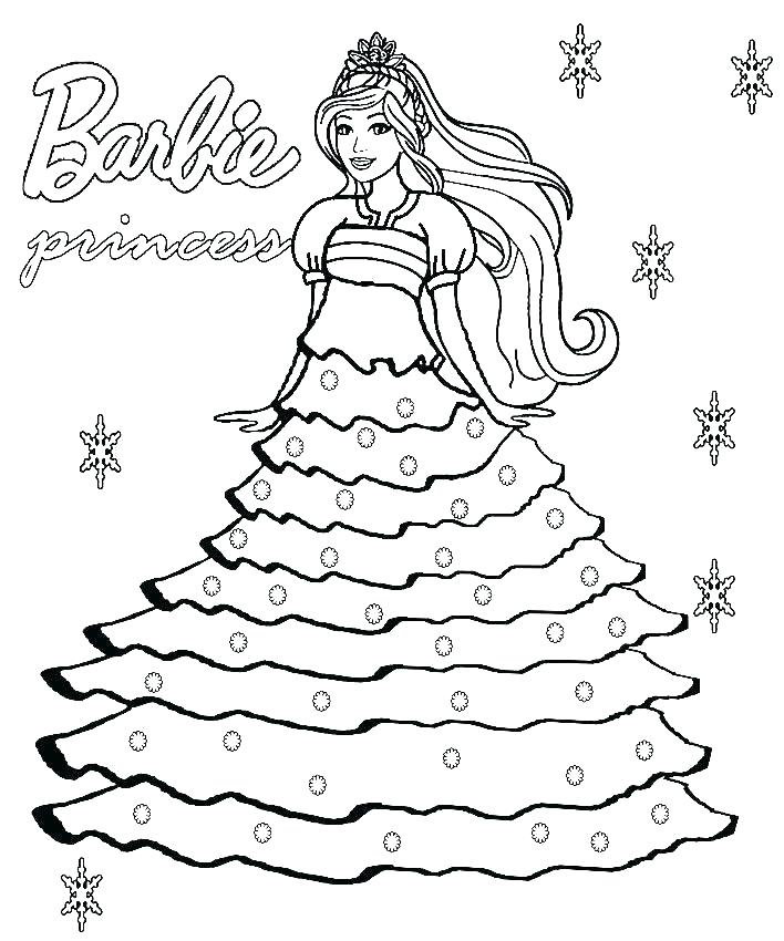 It is a picture of Princess Coloring Pages Printable pertaining to cute